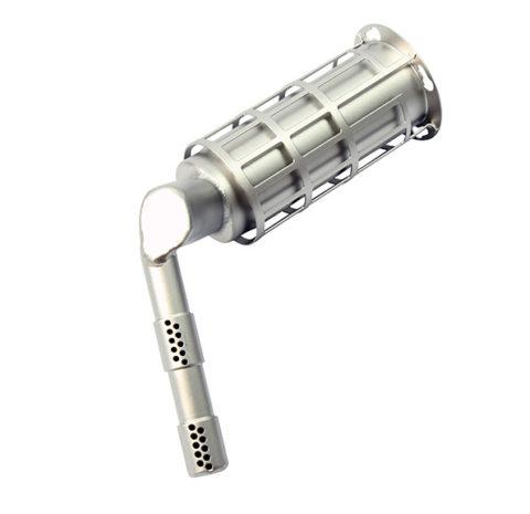 Dysza kombi krótka, szer. 50 mm, z kanałem kontrolnym; TWINNY S/T  – 100.517