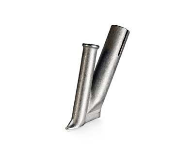 Dysza do szybkiego spawania, Profil D (Ø4 mm), wąska szczelina – 105.432