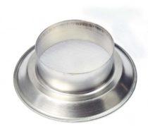 Filtr ze stali szlachetnej, nasuwany na wlot powietrza, SILENCE – 107.294