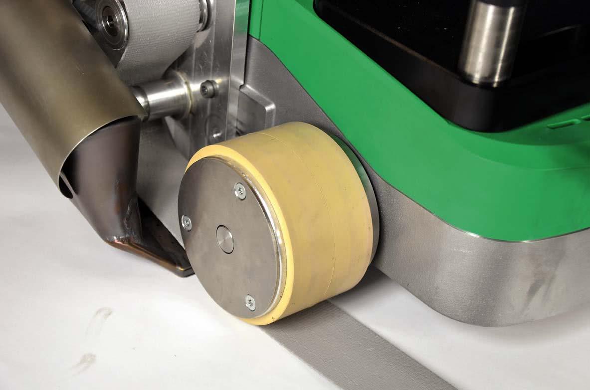 Variant T1 Tape, rollka dociskowa