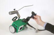 Leister Minifloor wygodne mocowanie urządzania