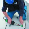 Leister Triac ST - praca na dachu (wersja do dysz nasuwanych) 141.227