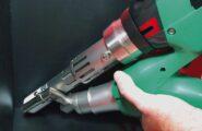 Leister Weldplast S1 spawanie wewnętrznych narożników
