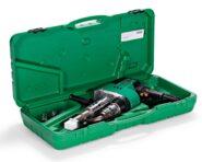 Leister Weldplast S4 w walizce transportowej