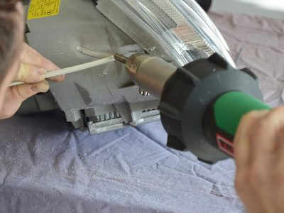 TRIAC ST car repair 1