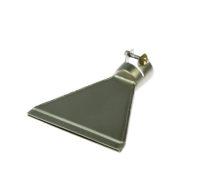 Dysza szczelinowa 80 x 1 mm, prosta; (wlot Ø21,8 mm) – 105.039