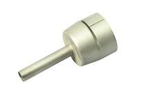 Dysza do rurowa Ø9 mm, 50 mm, prosta bez zacisku (Ø37 mm) 105.454