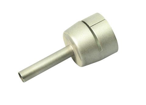 Dysza do rurowa Ø9 mm, 50 mm, prosta bez zacisku (Ø37 mm) – 105.454