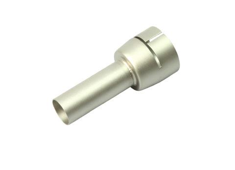 Dysza do rurowa Ø21.3 mm, 58 mm, prosta bez zacisku (Ø37 mm) – 105.462