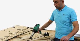 Narzędzia ręczne: obróbka manualna i linie montażowe