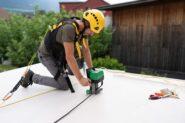 Leister Unidrive 500 163.144 zgrzewanie membrany dachowej