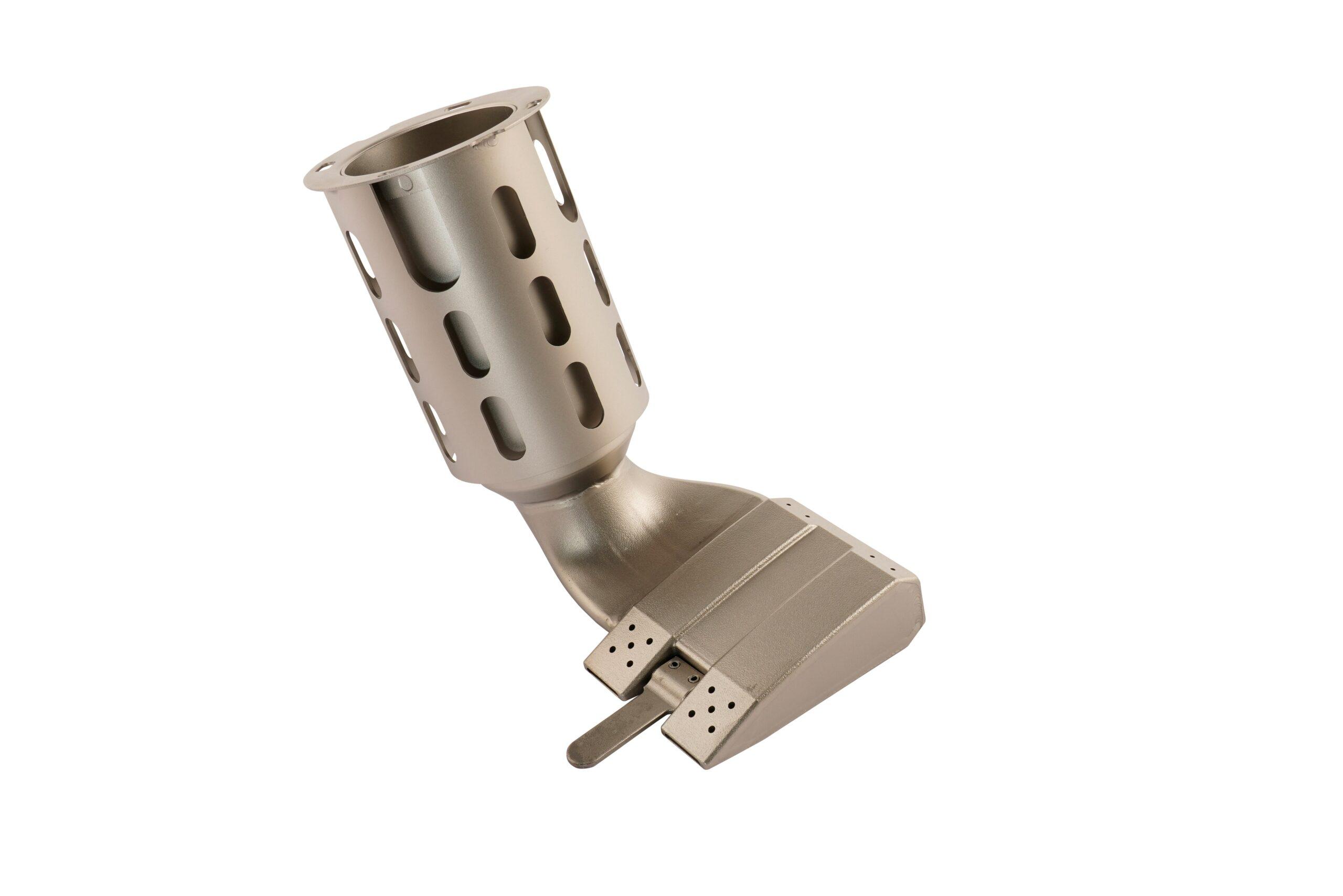 Dysza kombi długa 50mm z kanałem kontrolnym; Twinny T5 / T7 – 155.629